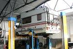 Fahrbare Spezialhebebühne für jede Fahrzeuggröße bis 8 Tonnen